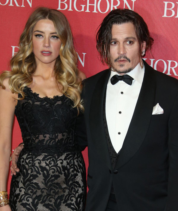 Johnny Depp continues his legal battle with Amber Heard.