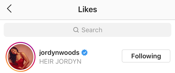 Jordyn Woods appears to extend an olive branch to Kylie Jenner!