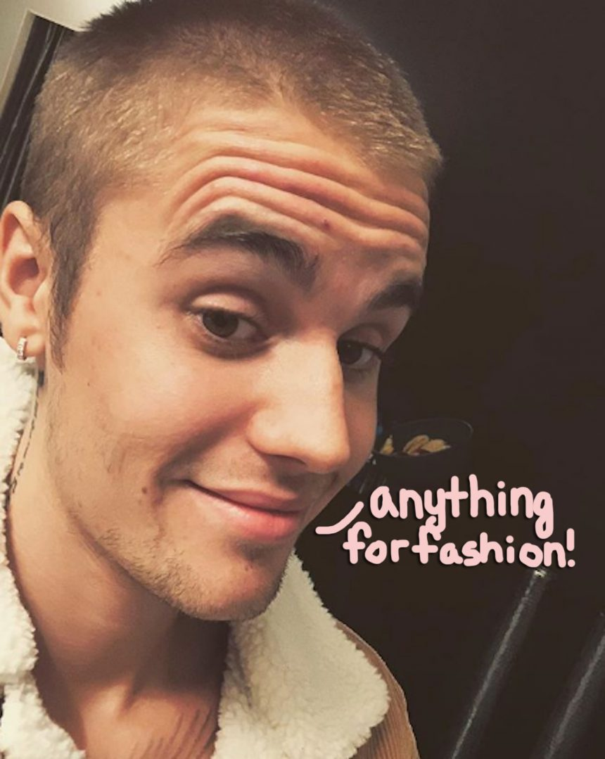 Justin Bieber Laughs Off Police Officer Questioning 'Security' Tag on His Sneaker