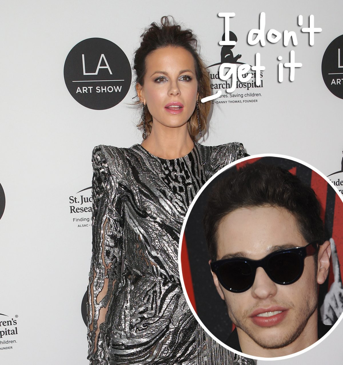 Kate Beckinsale Is 'Surprised' The World Is So Obsessed With Her Pete Davidson Romance