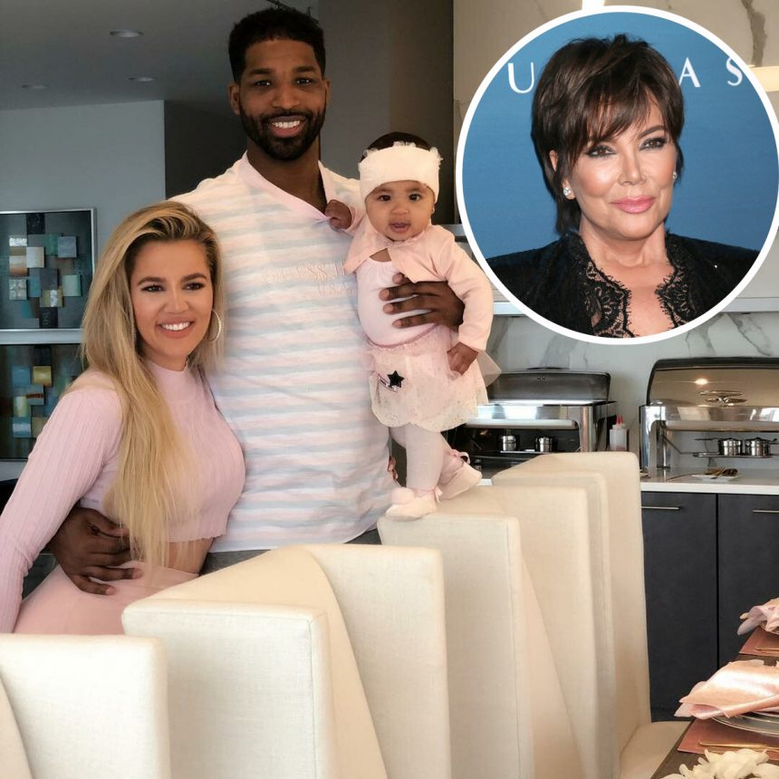 Jimmy Kimmel Kardashian: Khloe revealed her grandma gave her advice