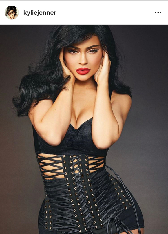 Kylie Jenner is such a natural model!