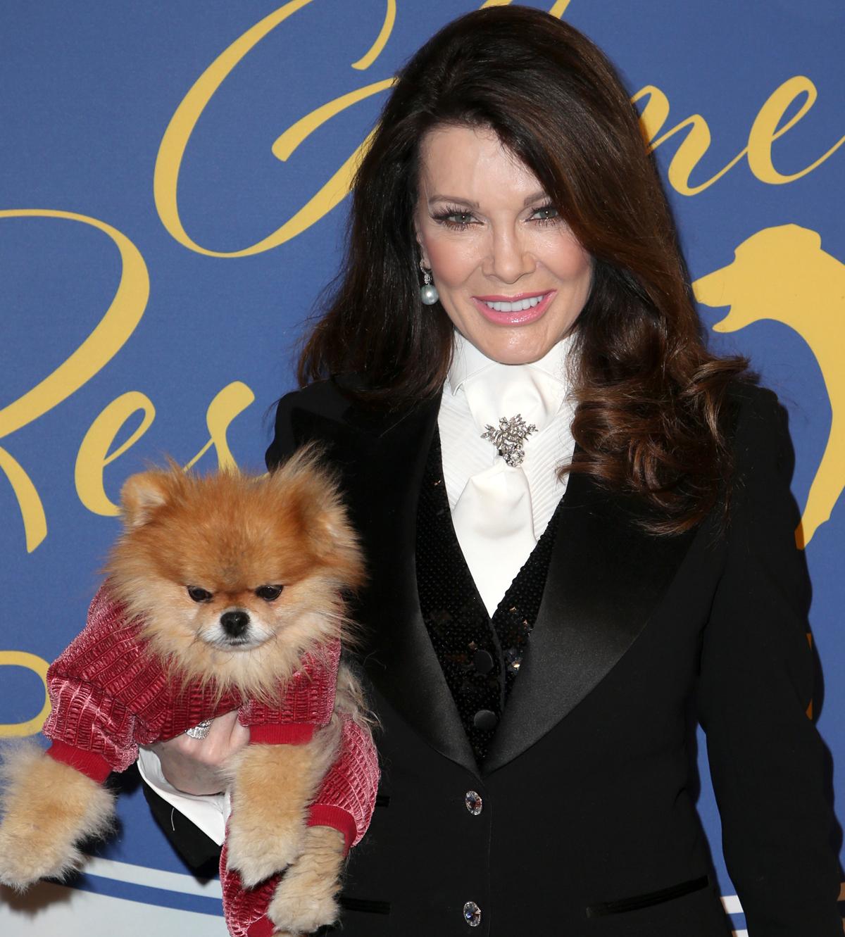 LIsa Vanderpump dogs reality TV spinoff show