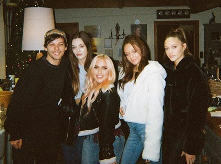 Felicite Tomlinson Twitter: Louis Tomlinson's Sisters Pay Tribute To Félicité