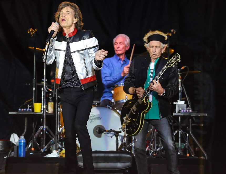 The Rolling Stones Postpone North American Tour Due To
