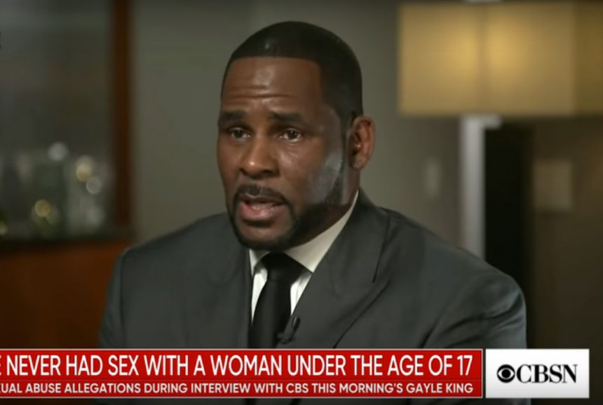 R. Kelly Just Can't Win After Wednesday Court Appearance