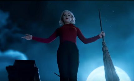 Sabrina Spellman is back, witches.