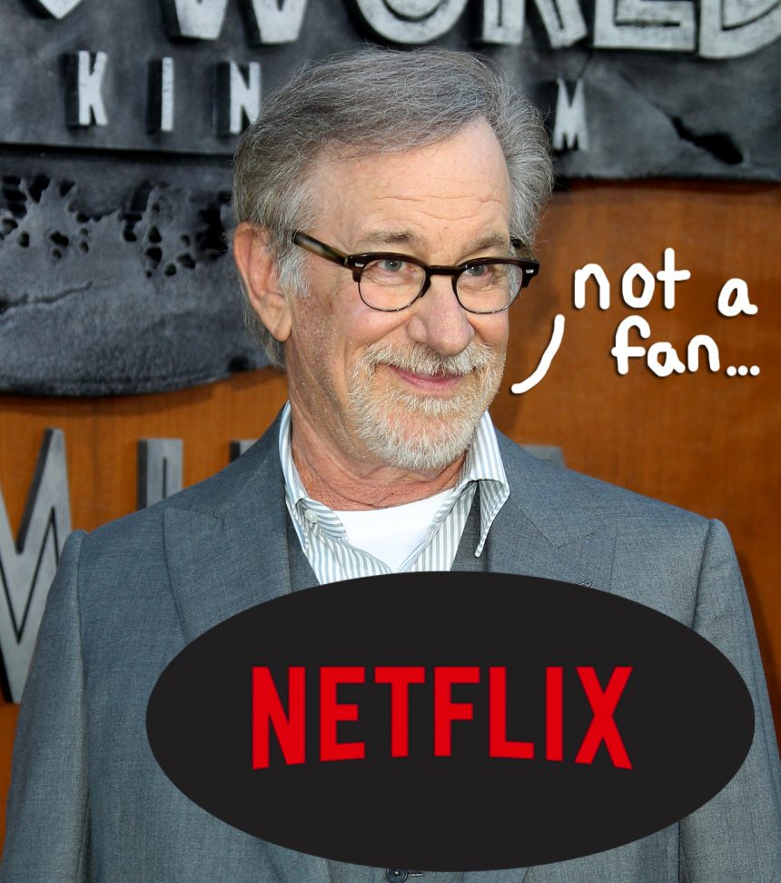 Steven Spielberg wants Netflix film ban at Oscars