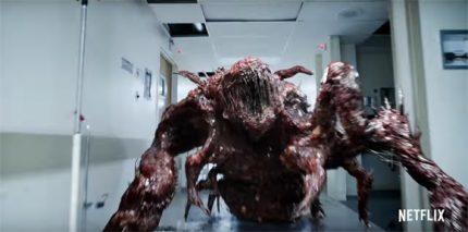Stranger Things season 3 teases a new demogorgon.