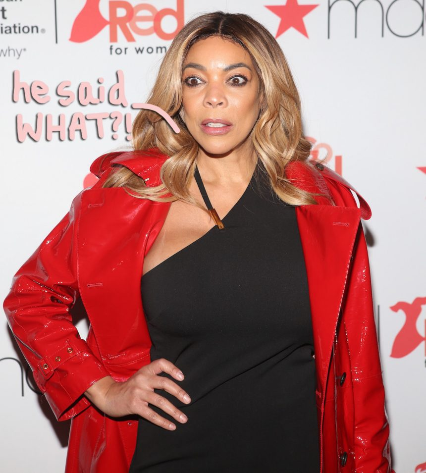 Wendy Williams' Ex-Husband Spills The Tea About Her Alleged