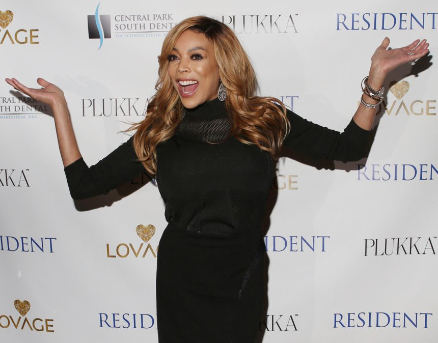 Wendy Williams Announces That She's 'Crazy About' Her New Older Man