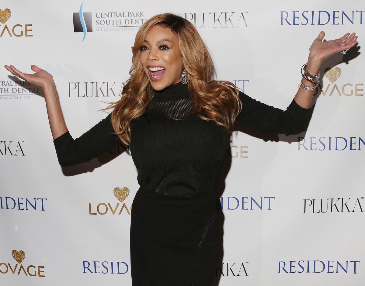 Wendy Williams Reportedly 'Not In A Good Place' And 'Spiraling Out Of Control'