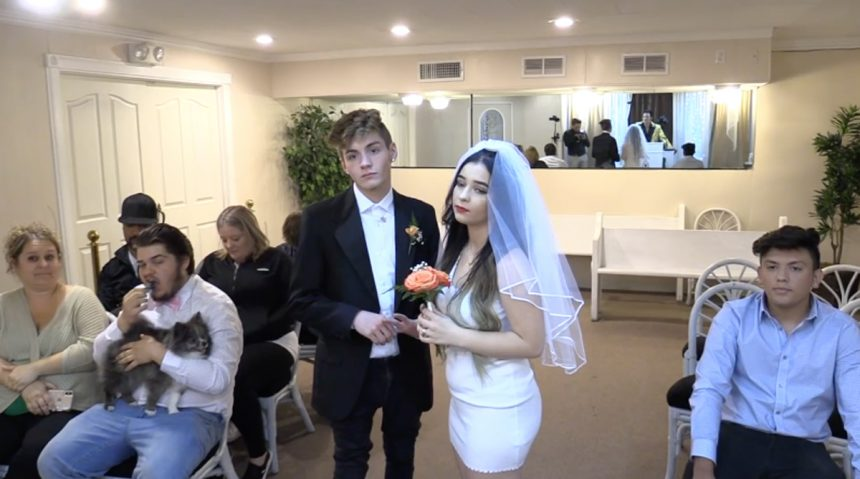 15-Year-Old YouTube Star Causes Controversy Over 'Fake' Wedding & Doubtful Pregnancy!