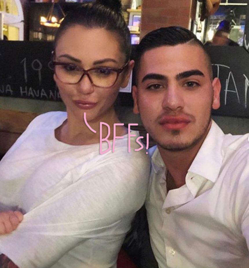 Jenni JWoww Farley Has a Year-Old Boyfriend and Roger Mathews Approves
