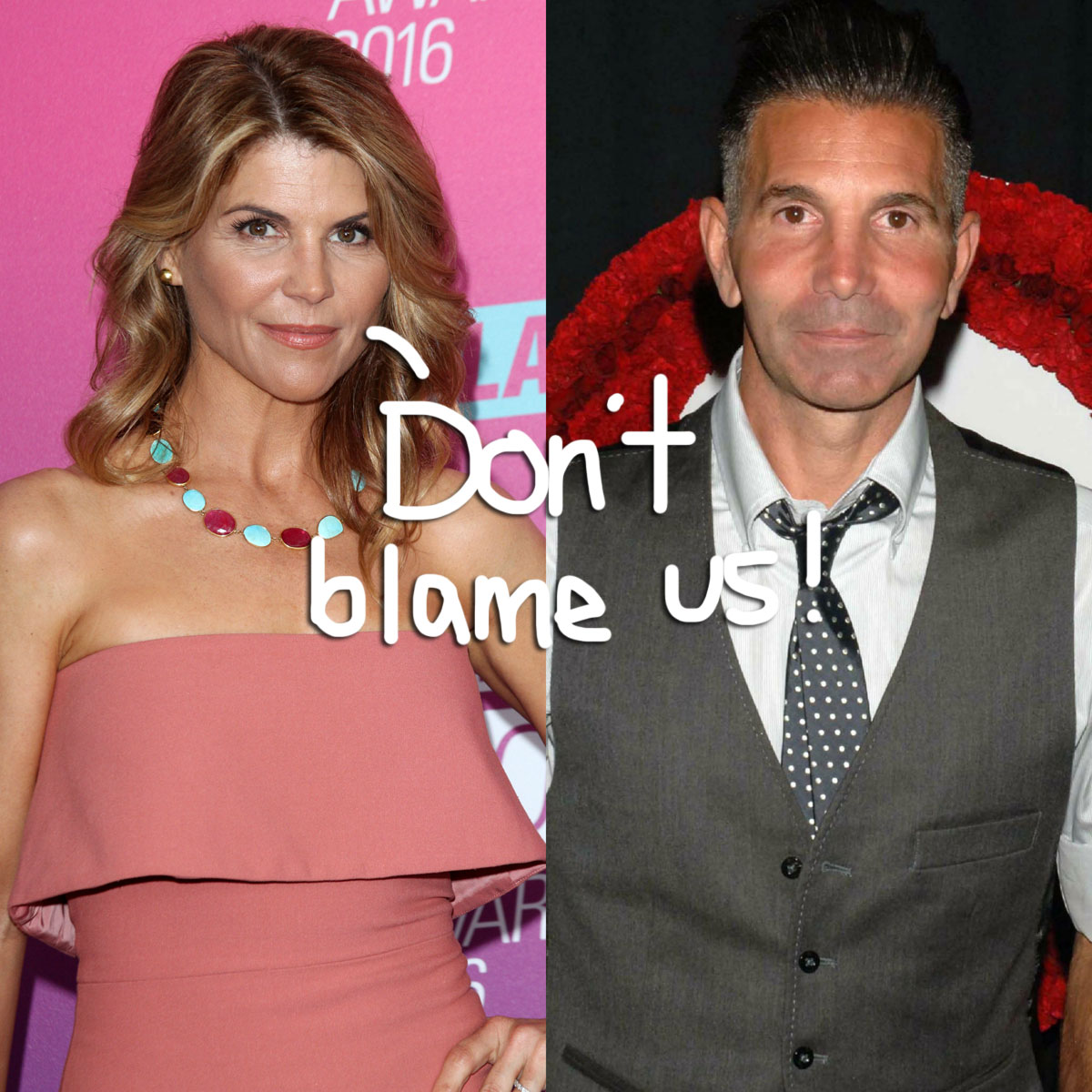 Lori Loughlin and Mossimo Giannulli reportedly don't feel at blame