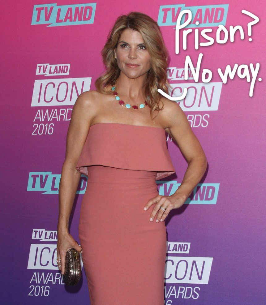 Lori Loughlin REFUSED To Plead Guilty?? WTF Aunt Becky