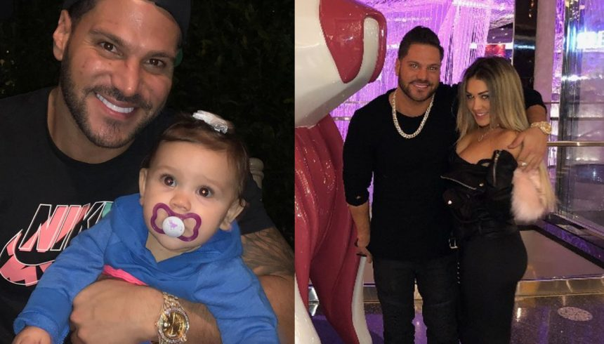 Ronnie Ortiz Magro Baby Momma Jen Harley Are Back Together Again