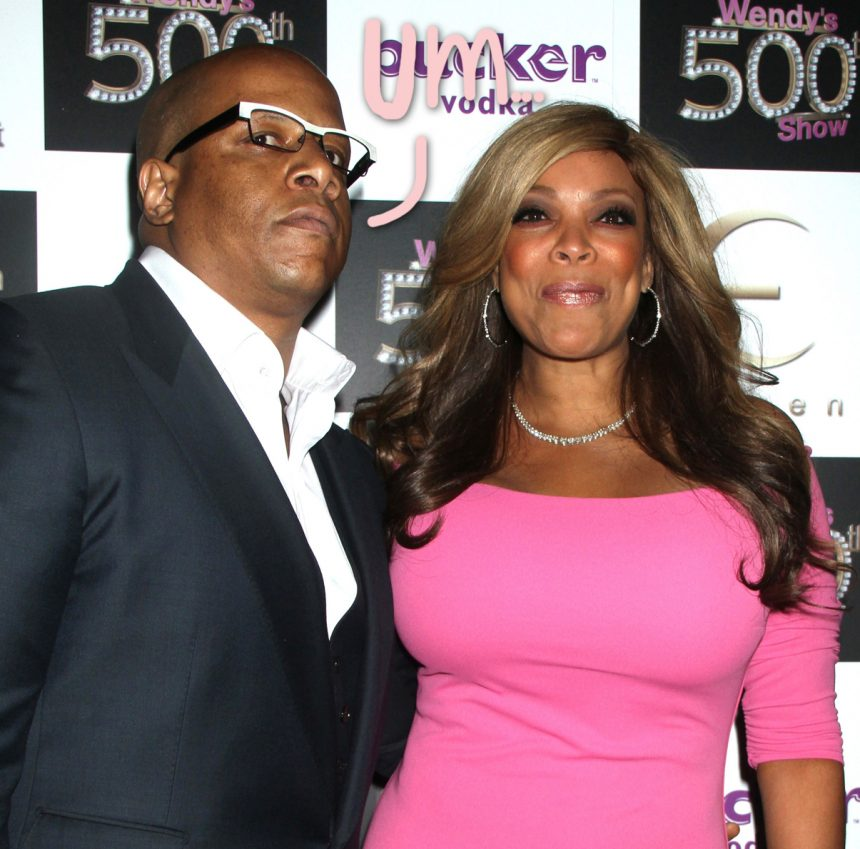 Wendy Williams' Husband On The Hunt For DIAMONDS After