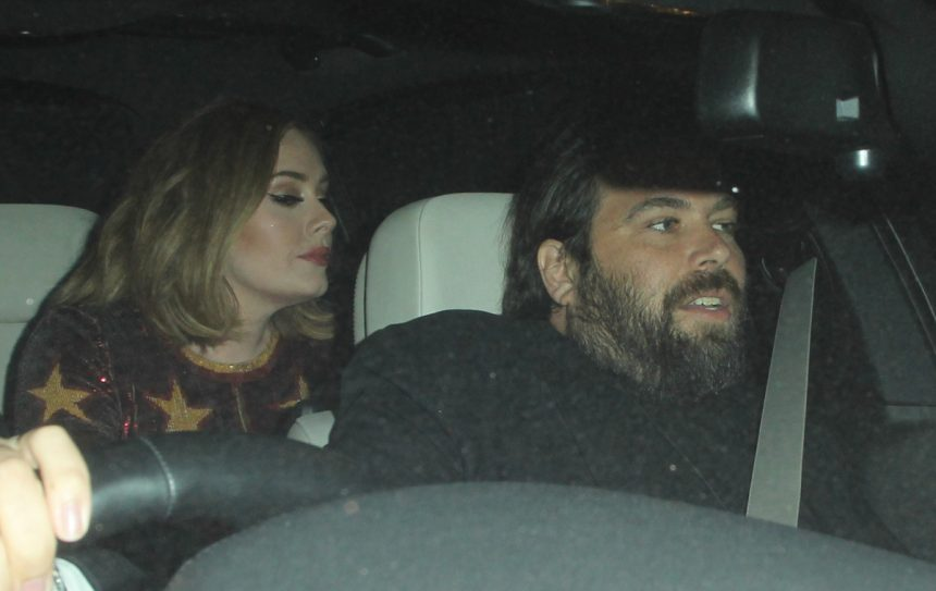 Rep: Adele, husband Simon Konecki have separated