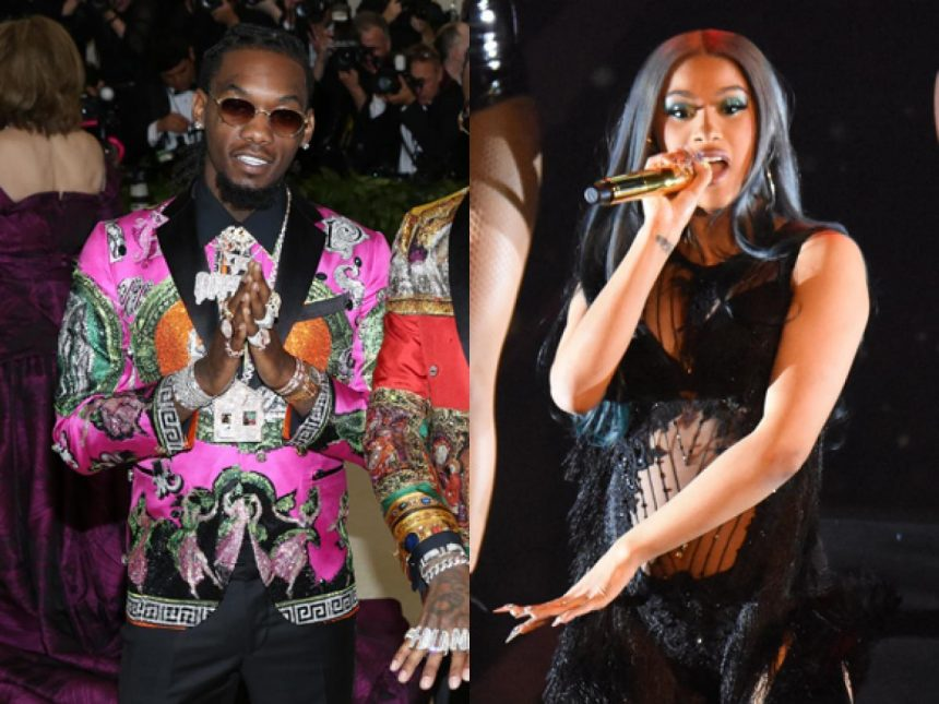 Cardi B Reportedly Pursuing Legal Action Against Hackers: Offset Addresses Backlash After Fans Thought He Implied