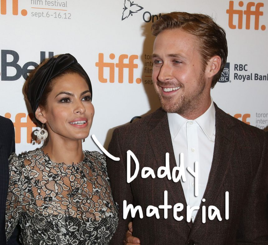 Eva Mendes On What Changed Her Mind About Having Kids: 'Ryan Gosling Happened'