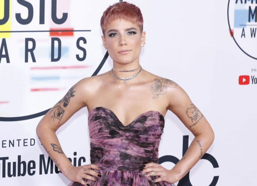Halsey shares homelessness reality with story of debating sex work
