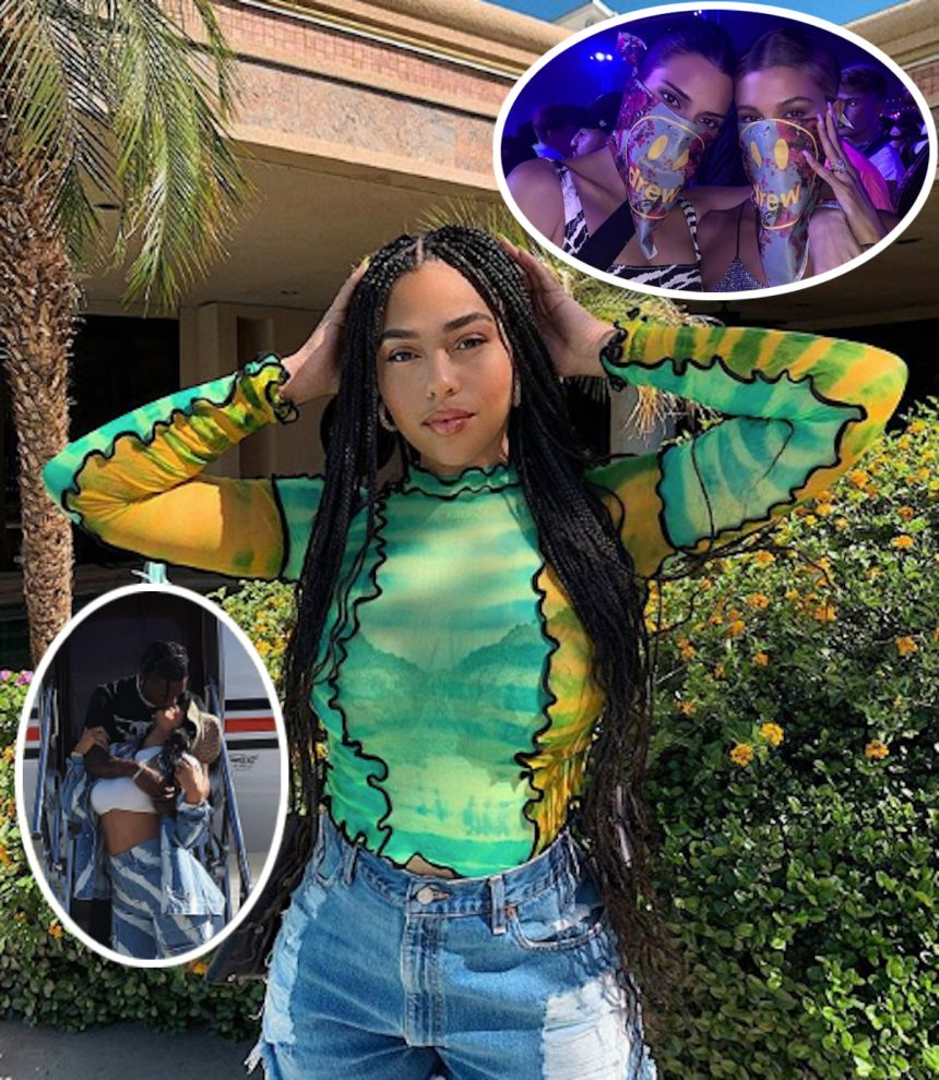 Kylie Jenner Avoids Awkward Run-In With Jordyn Woods At Coachella - But What About Kendall Jenner & Hailey Bieber?? - Perez Hilton