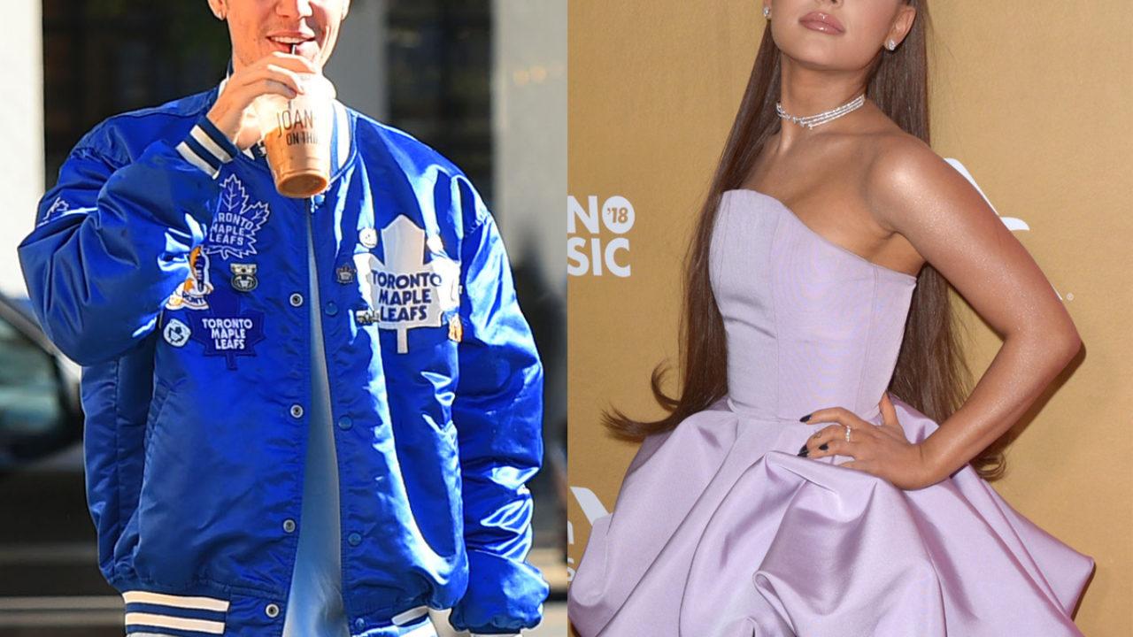 Coachella 2019 Ariana Grande Caps Off The Festival With A Surprise Guest Justin Bieber Perez Hilton