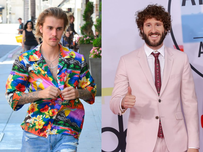 Image result for justin bieber and lil dicky