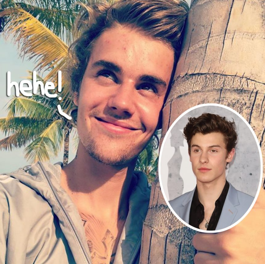 Shots Fired: Justin Bieber Contests Shawn Mendes' Prince Of Pop Title