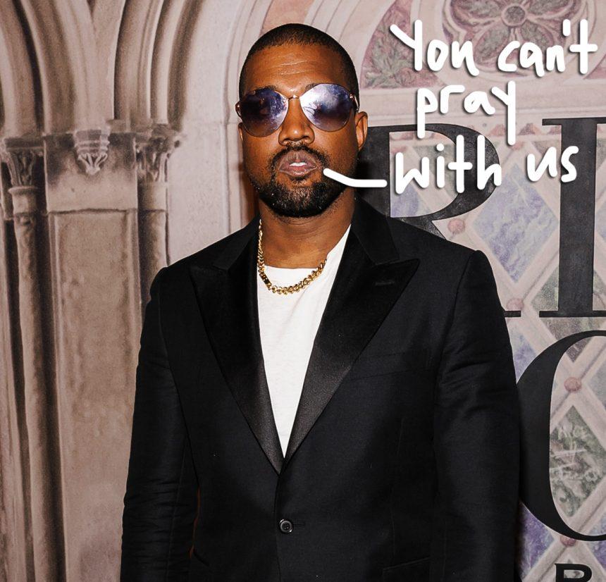 Kim Kardashian & Kanye West Considering Naming Fourth Child After Rob