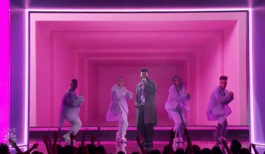 Khalid Performs At The 2019 Billboard Music Awards! - Perez