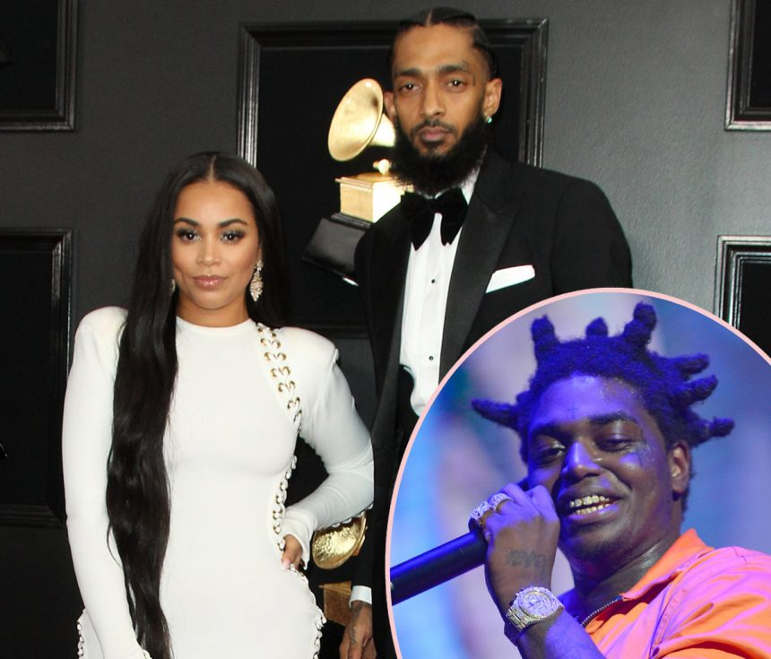 Nipsey Hussle: Kodak Black Slammed For Disrespecting Lauren London