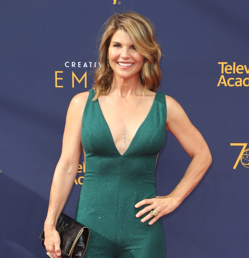 Actress Lori Loughlin Panics about Potential Prison Time for College Admissions Scandal