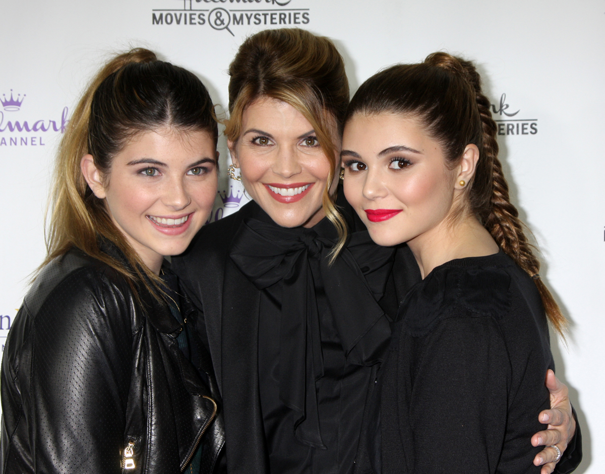 One of Lori Loughlin's daughters could be in trouble!