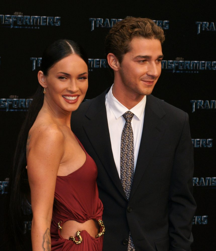 Who is megan fox dating right now