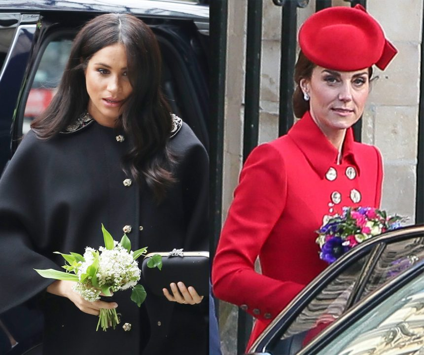 Meghan Markle Is Under 'No Pressure' To Follow Kate