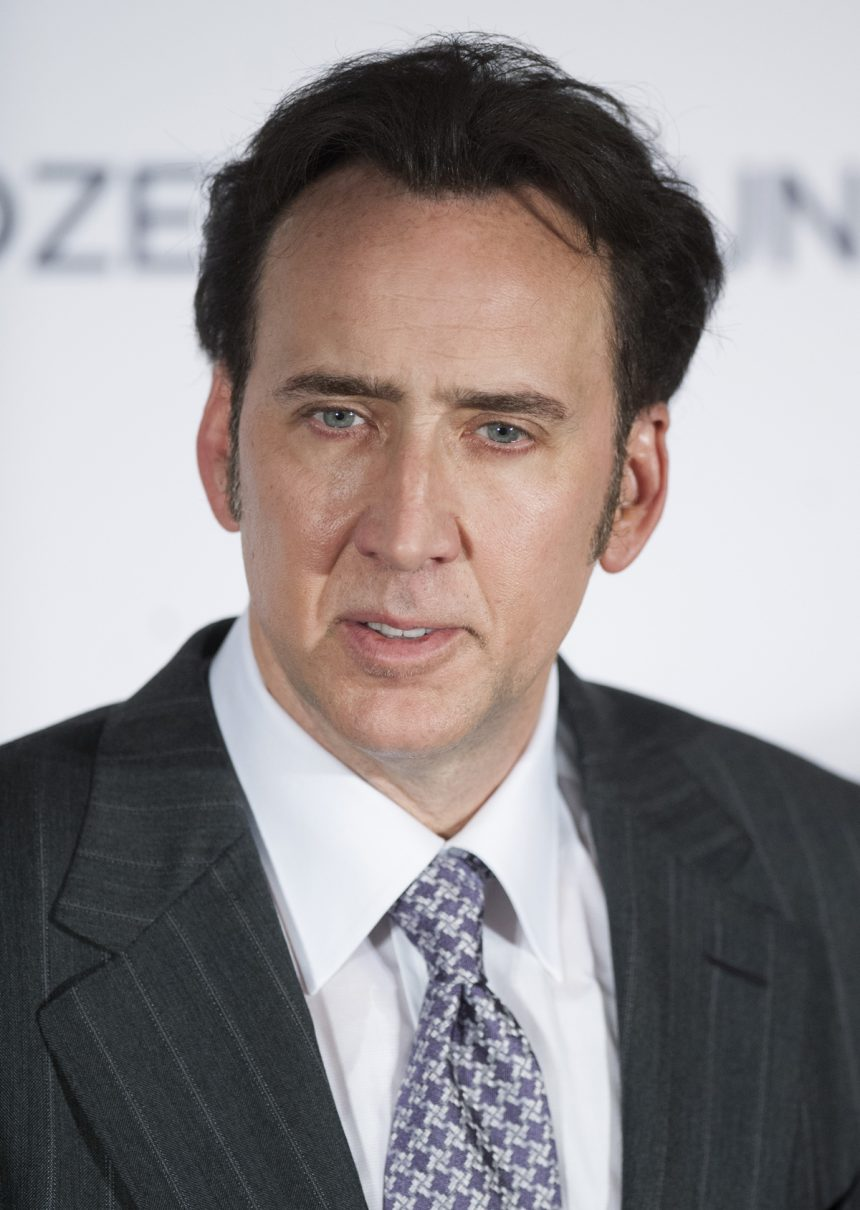 nicolas cage - photo #17