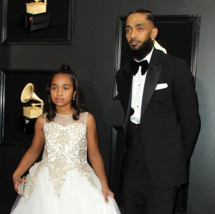 Lauren London remembers late boyfriend Nipsey Hussle in heart-wrenching tribute