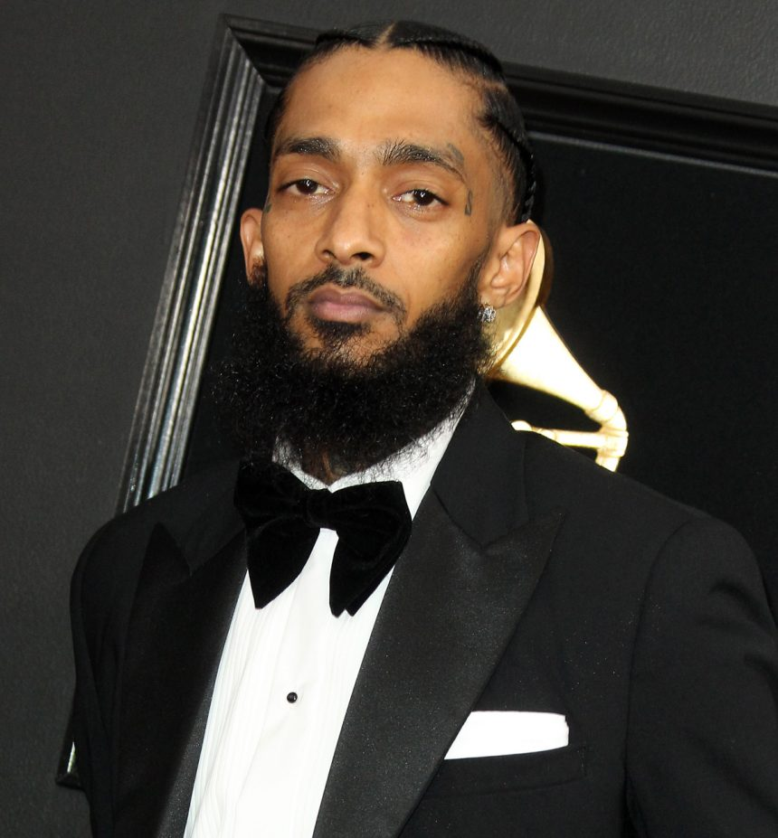 Nipsey Hussle Was Doing A Good Deed Right Before He Was Fatally Shot