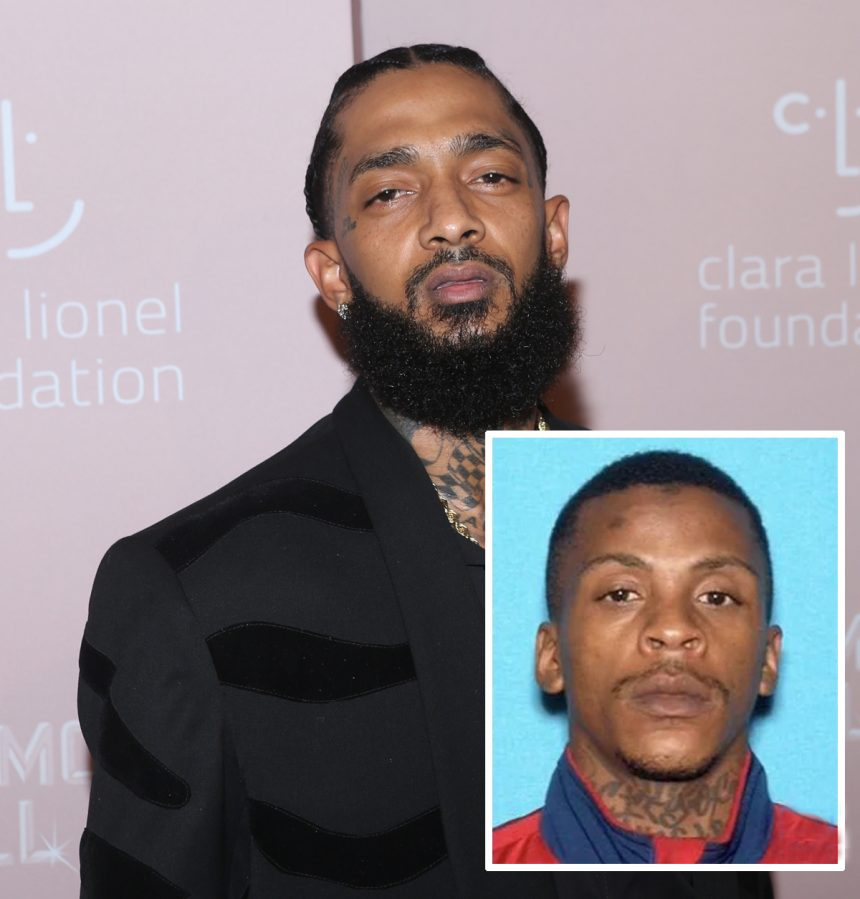 Eric Holder, suspect in Nipsey Hussle killing, arrested