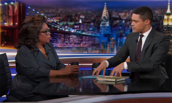 Oprah Winfrey defends interview with Michael Jackson's accusers