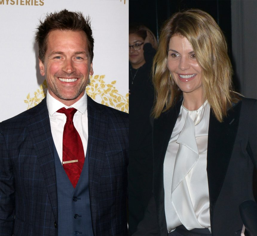 Lori Loughlin's Hallmark Channel Costar Paul Greene Shows Her Support Amid College Admissions Scandal!