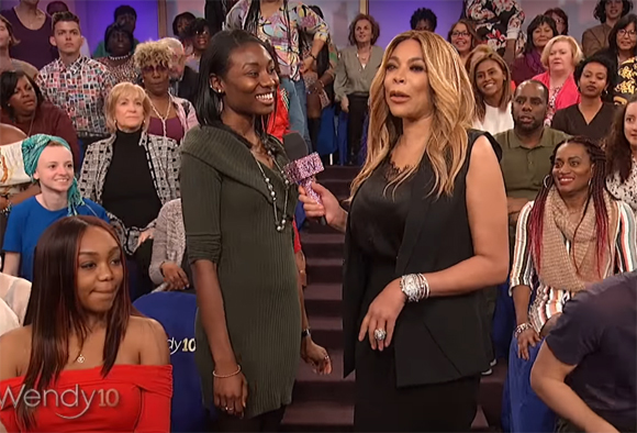 Wendy Williams wedding ring missing show
