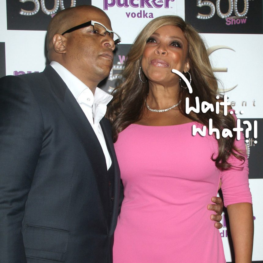 Wendy Williams Visited Welfare Check After Claims That Husband Is Poisoning Her