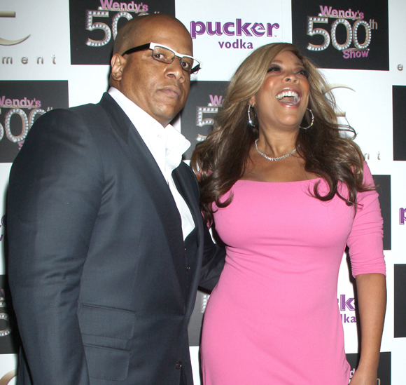 Wendy Williams and Kevin Hunter want to help drug addicts