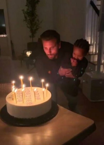 Fabulous Scott Disick Celebrated His 36Th Birthday With Gf Sofia Richie Funny Birthday Cards Online Fluifree Goldxyz