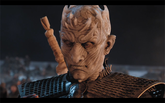 Game of Thrones doc Night King