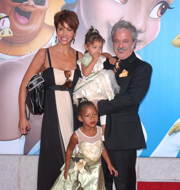 Jim Cummings and family 2009