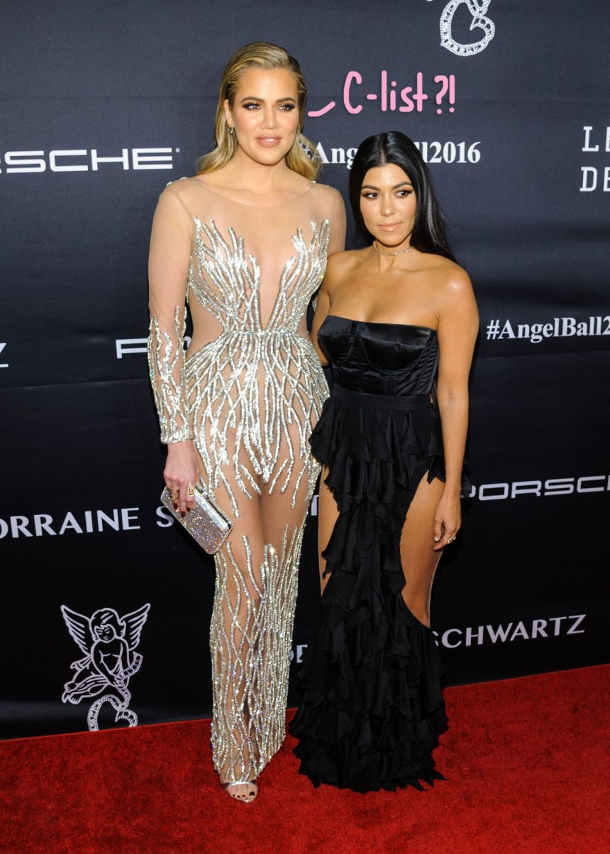 dfffcf8ede8b Did anyone notice that Khloé Kardashian and sister Kourtney Kardashian were  notably absent from the 2019 Met Gala?